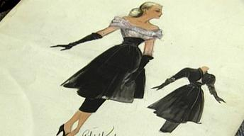 Appraisal: Edith Head Illustrations