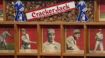Appraisal: Cracker Jack Baseball Cards