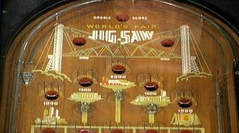 Appraisal: World's Fair Pinball Machine, ca. 1933