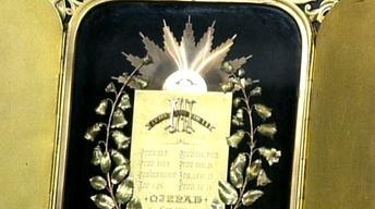 Appraisal: Tiffany Anniversary Plaque