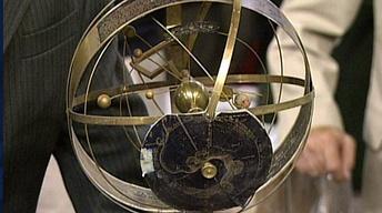 Appraisal: Celestial Indicator, ca. 1872