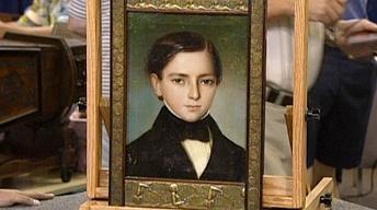 Appraisal: Mid-19th Century French Portrait