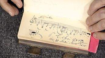 Appraisal: Carnegie Autograph Album