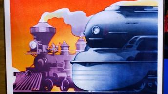 Web Appraisal: Railroad Posters & Prints