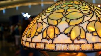 Web Appraisal: Early 20th-C. Tiffany Leaded Glass Table Lamp