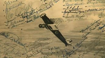 S16 Ep11: Web Appraisal: Aviation Signed Photo, ca. 1935