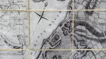 Appraisal: 1775 John Montresor Map of New York City