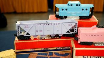 S16 Ep16: Appraisal: Lionel Girls Train Set, ca. 1957