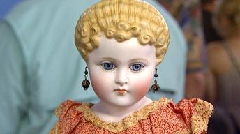 Appraisal: Simon Halbig Doll, ca. 1880