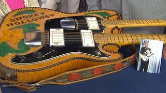Appraisal: Double-Neck Electric Guitar-Mandolin