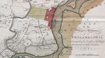 S16 Ep9: Appraisal: 1777 Scull and Heap Philadelphia Map