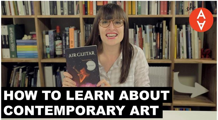The Art Assignment: How to Learn About Contemporary Art