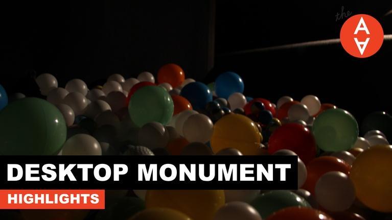 The Art Assignment: Desktop Monument: Highlights