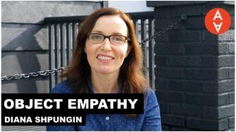 S2 Ep25: Object Empathy - Diana Shpungin