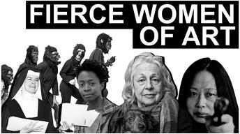 S2 Ep26: Fierce Women of Art