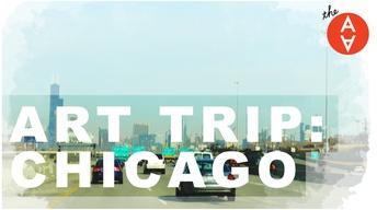 S2 Ep38: Art Trip: Chicago