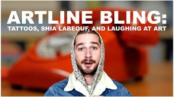 S2 Ep46: Artline Bling 2: Tattoos, Shia Labeouf, & Laughing