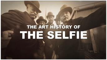 S2 Ep50: The Art History of the Selfie