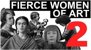 S2 Ep47: Fierce Women of Art 2