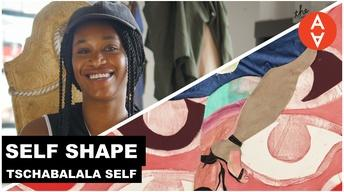 Self Shape - Tschabalala Self