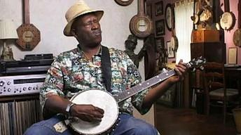 Give Me the Banjo: Taj Mahal Performs Slow Drag