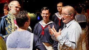 Meet the Director of H.M.S. Pinafore
