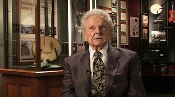 Give Me the Banjo: Dr. Ralph Stanley's Museum