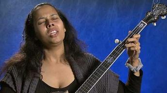 "Give Me the Banjo: Rhiannon Giddens Performs ""Gonna Write..."