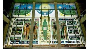 Emile Norman: SF Masonic Temple