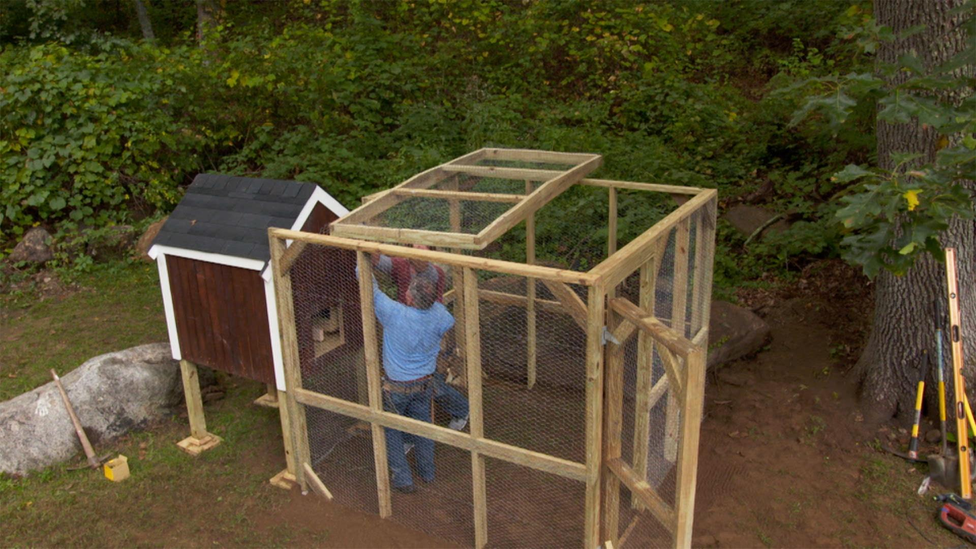 Watch Full Episodes Online of Ask This Old House on PBS   Ask This    Watch Full Episodes Online of Ask This Old House on PBS   Ask This Old House   Chicken Coop  Maple Syrup