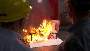 Ask TOH | Fire Safety, Strainer