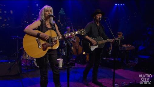 Emmylou Harris & Rodney Crowell Video Thumbnail