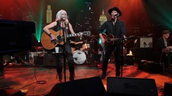 Behind the Scenes: Emmylou Harris & Rodney Crowell