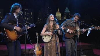 Behind the Scenes: Sarah Jarosz & The Milk Carton Kids