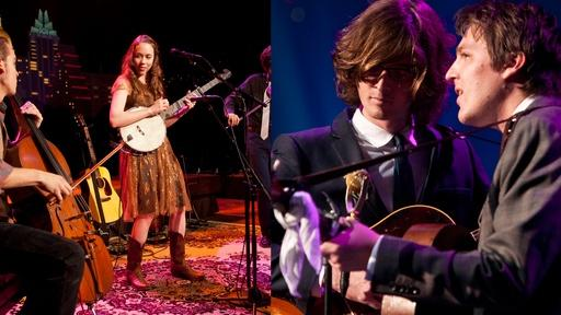 Sarah Jarosz / The Milk Carton Kids Video Thumbnail