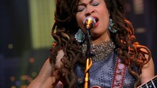 Behind the Scenes: Valerie June