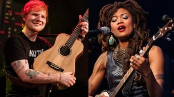 S40 Ep2: Ed Sheeran / Valerie June