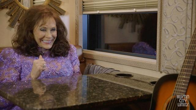 Austin City Limits Hall of Fame 2015: Loretta Lynn
