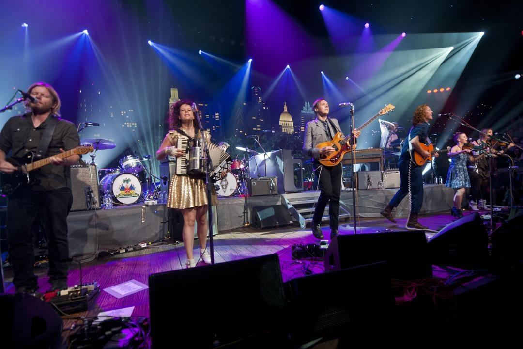 Watch full episodes online of austin city limits on pbs arcade fire