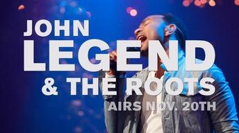 S36 Ep8: Behind the Scenes: John Legend & The Roots