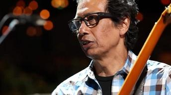 Behind the Scenes: Alejandro Escovedo