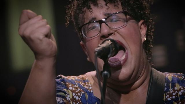 Behind the Scenes: Alabama Shakes