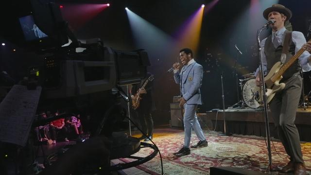 Behind the Scenes: Vintage Trouble