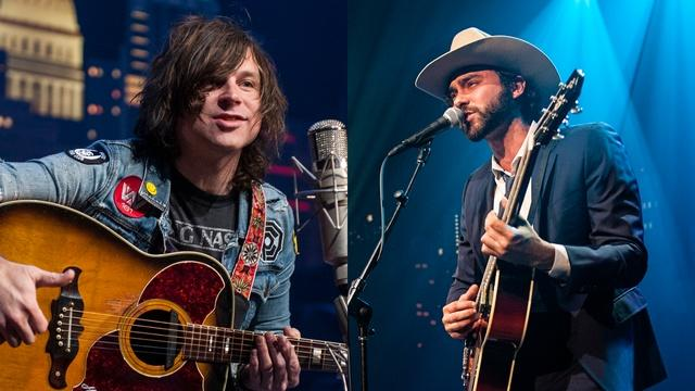 Ryan Adams / Shakey Graves