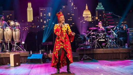 Angelique Kidjo Video Thumbnail