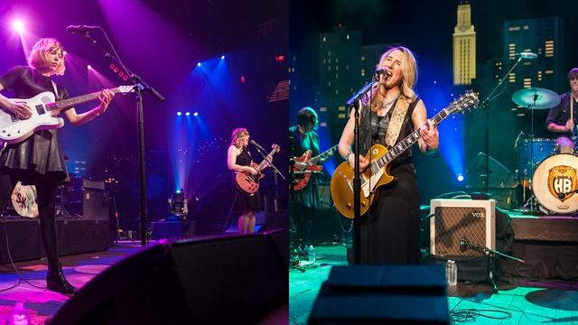 Sleater-Kinney / Heartless Bastards