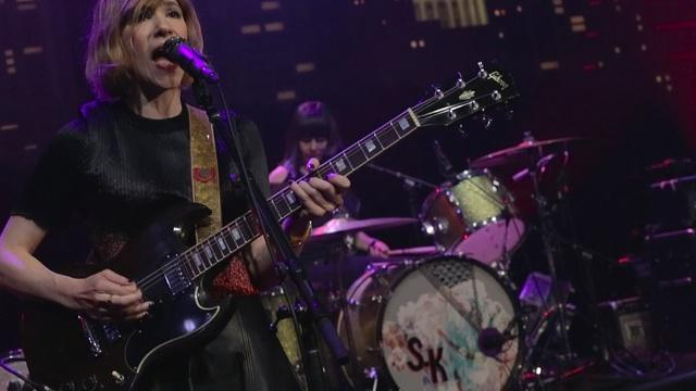 Behind the Scenes: Sleater-Kinney