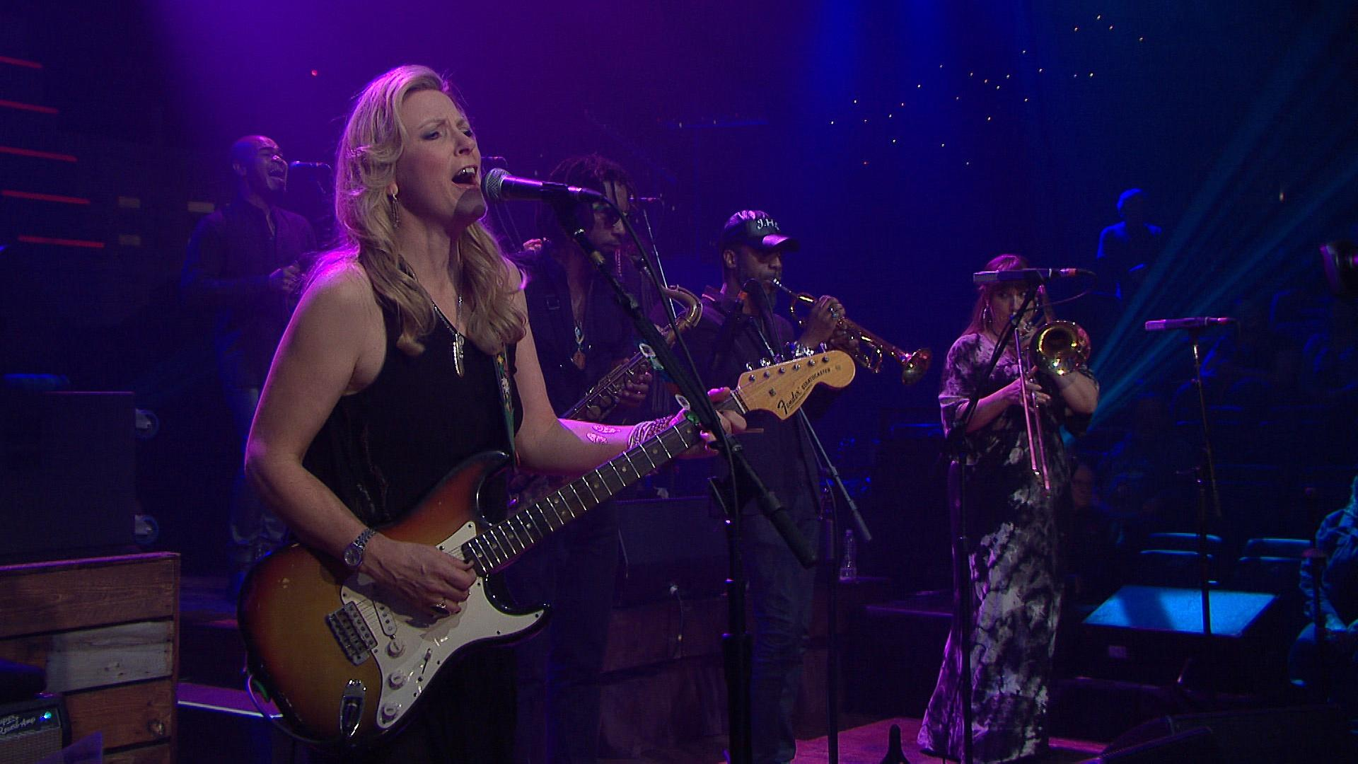 "Tedeschi Trucks Band ""Anyhow"""
