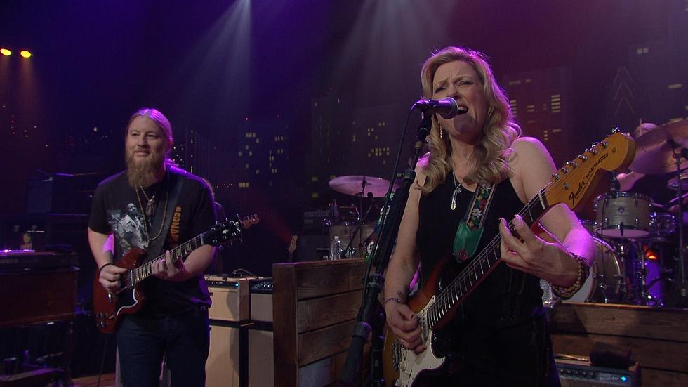 """S41 Ep13: Tedeschi Trucks Band """"Let Me Get By"""" image"""