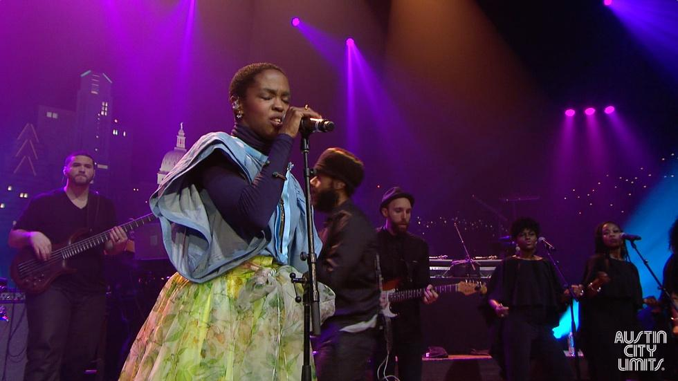 """Ms. Lauryn Hill """"Doo Wop (That Thing)"""" image"""